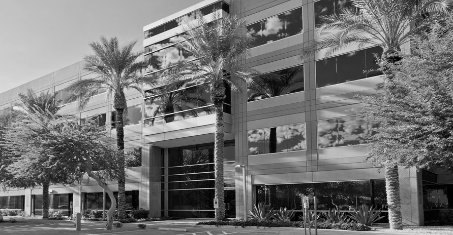 Image of Qwaltec's Office Building in Tempe, AZ